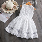 'Whimsy' Lace Princess Dress