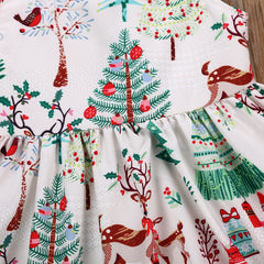 'Prancer' Christmas Dress
