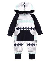 'Omaha' Hooded Jumpsuit