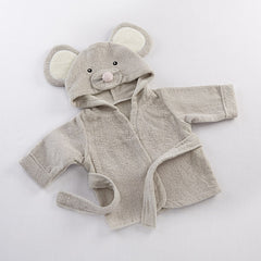 'Cuddly Critter' Bath Robe