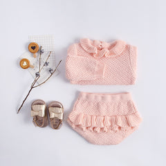 'Frolic' Two Piece Knit Set