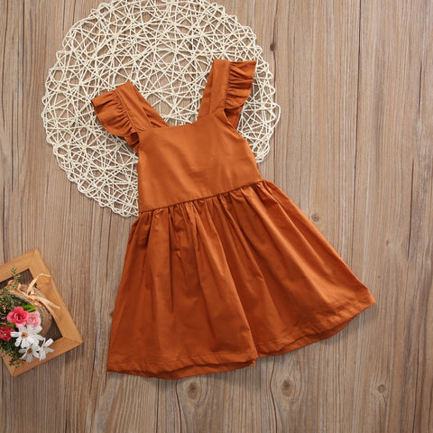 'Bowknot' Sleeveless Dress