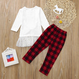 'Red Nose' Shirt + Pants Set