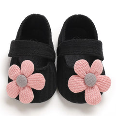 'Harlow' Floral First Walkers