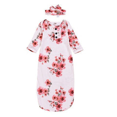 'Mei' Floral Sleeping Sack