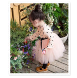 'Spirit' Polka Dot Tutu Dress