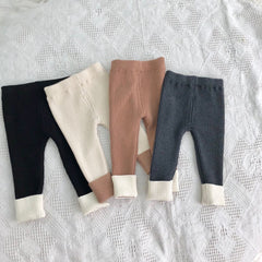 'Cuffs' Warm & Cozy Leggings