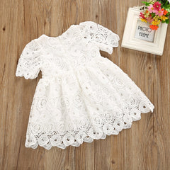 'Suzy' Lace Princess Dress