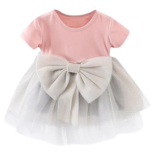 'Super Bow' Princess Tutu Dress
