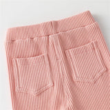 'Ridges' Stretchy Pants