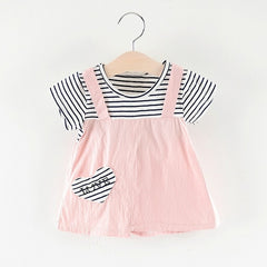 'Kerri' Striped Love Dress