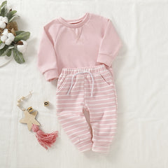 'Lounge' Soft Shirt + Pants Set