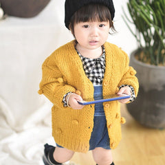 'Rogers' Button Up Cardigan
