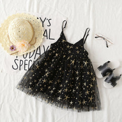 'Starfish' Sleeveless Tutu Dress