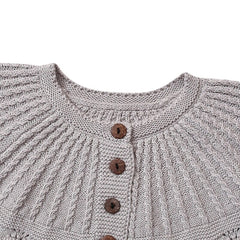 'Livie' Buttoned Sweater