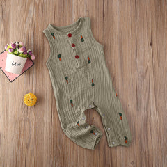 'Bouton' Summer Jumpsuit
