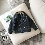 'Harley' Leather Jacket