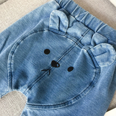 'Bear Butt' Cartoon Pants
