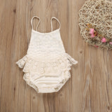 'Rosalyn' Strapped Onesie
