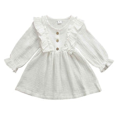 'Ava' Frilly Toddler Dress
