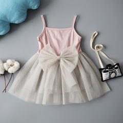 'Sophie' Mega Bow Tutu Dress