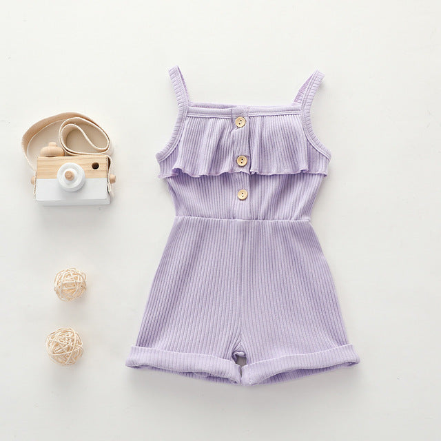 'Nancy' Fashion Romper
