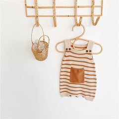 'Pouch' Single-Pocket Onesie