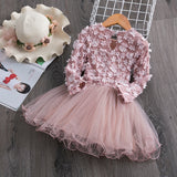 'Lilies' Ornate Tutu Dress