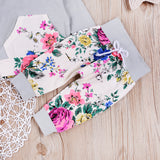 The 'Lola' Floral Hoody Set