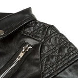 'Rock N' Stroll' Leather Jacket