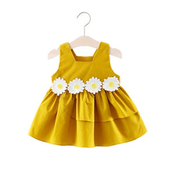 'Daisy Flower' Party Dress