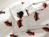 Formal Fox Pattern 3-Pc Set