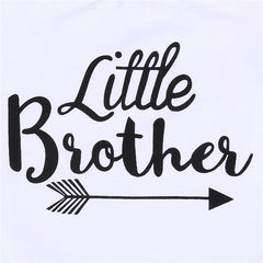 Little Brother / Big Sister Sibling Set