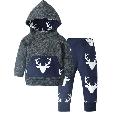Buck Rack 2-Pc Hooded Set