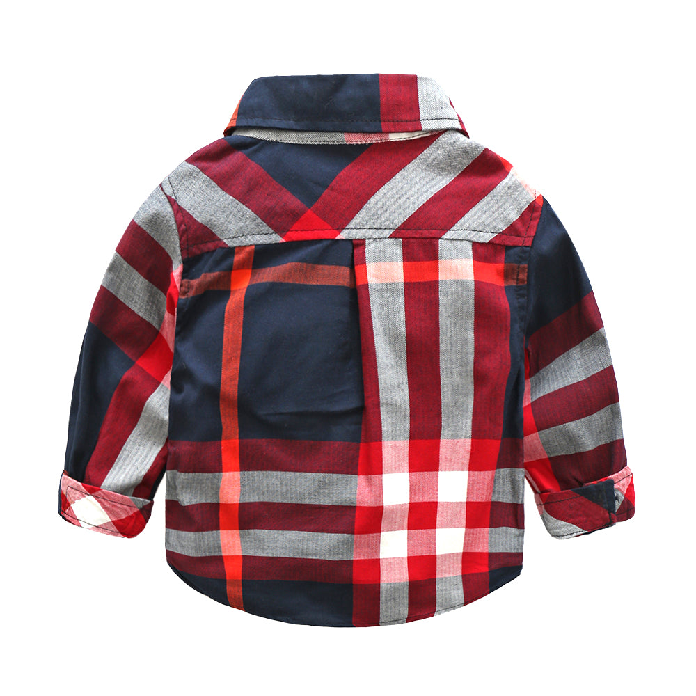 Designer Plaid Shirts | Designer Plaid Shirt And Overall Collection The Milk Camp