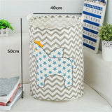 'Jadore' European Laundry Basket