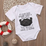 'Daddy Beard' Onesie