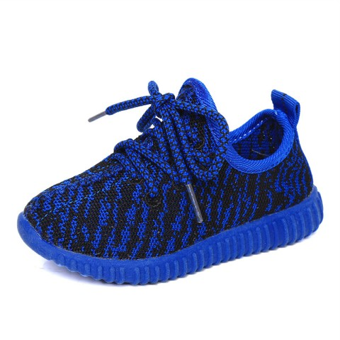 check out fd814 5719a 'Yeezy-Inspired' Toddler Unisex Sport Breathable Running Shoes