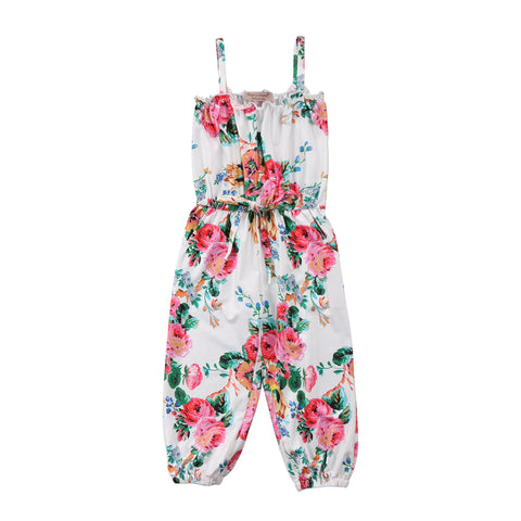 'Florence' Sleeveless Jumpsuit