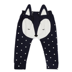 Baby Fox Bum-Bum Harem Pants