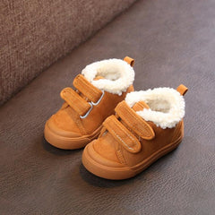 'Dakota' Plush Fall Hi-Top