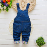 'Straps' Overall Jumpsuit