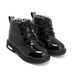 'Baby Docs' side-zip Fall Boots