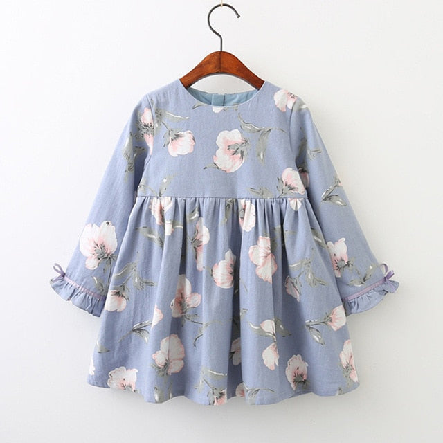Orchid Toddler Flowing Dress