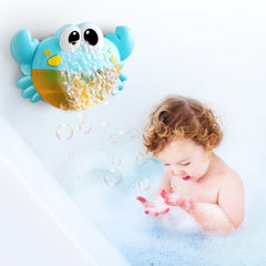 Bath Time Bubble Machine
