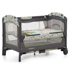 Multi-function Folding Baby Bed
