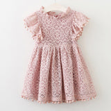 'Tassels' Princess Dress