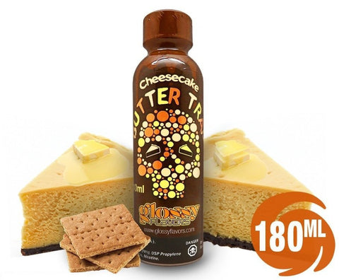 Butter Trap Eliquid 180ml