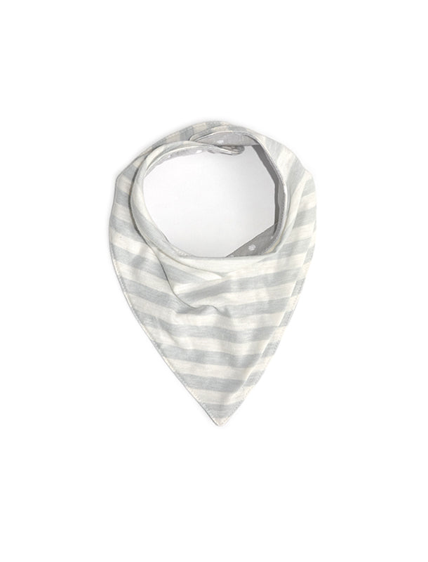 Bandana Bib Stripes-Dots
