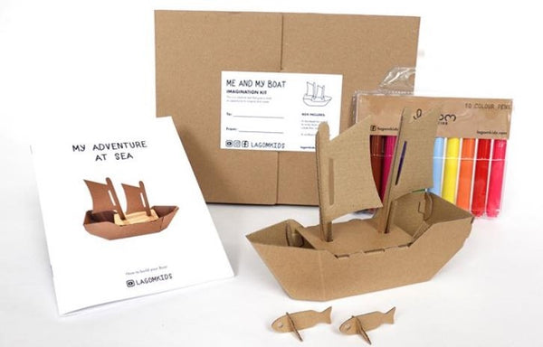 Imagination Kit - Me and My Boat